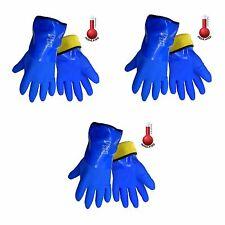 Global Glove 8490 FrogWear® Insulated, Waterproof, Flexible PVC Gloves