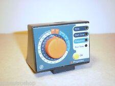 REPLACEMENT STICKER for water timer / irrigation programmer GARDENA T 1030