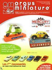 Argus de la Miniature, Spécial Mercury Vol. 1