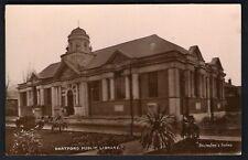 Dartford. Public Library in Snowden's Series.