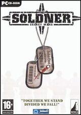 Soldner - Secret Wars - Pc (New & Sealed)