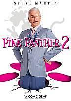 THE PINK PANTHER 2 II WIDESCREEN DVD MOVIE STEVE MARTIN JEAN RENO 2 DISC SET