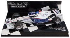 Minichamps BMW Sauber F1 07 2007 - Nick Heidfeld 1/43 Scale