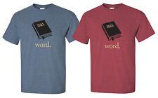 """Holy Bible"" T-Shirt word of god scripture church faith christian verse jesus"