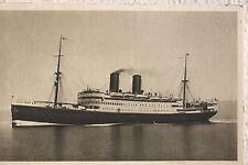 13791 PC P.fo GANGE Espresso Mediterraneo India Cina Giappone AK Schiff 1930