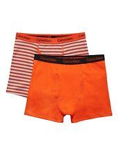 Calvin Klein Boy`s Assorted Boxer Briefs Pack of 2