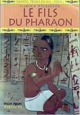 LE FILS DU PHARAON 1 * Wilkinson * Milan Poche Histoire * roman jeunesse