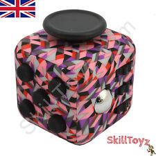 Premium intranquilo Cubo Suave Toque alivio de tensión Juguete mosaico Edition UK shop