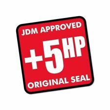 +5HP Sticker / Decal - Vinyl Car Window Laptop