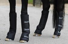 % BUCAS Transportgamaschen 3/4 Boots NEU schwarz o. blau Gr. WB o. VB NUDDELHOF