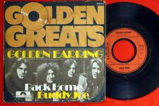 "GOLDEN EARRING BACK HOME 1970 GERMAN 7"" PS"
