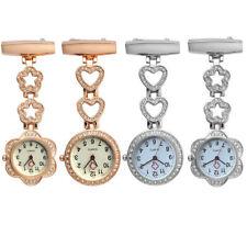 Nurse Watch Quartz Movement with Brooch Pin