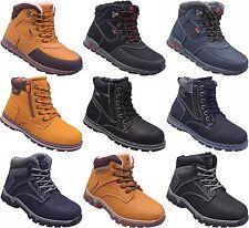 Jungen Schuhe Kinder Winter Stiefel Boots warm gefüttert Gr.26 -37 Art. Nr.808