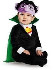 Licensed Sesame Street Count Deluxe Infant Boy Halloween Costume