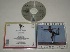 GRACE JONES/ISLAND LIFE(ISLAND 610 584/CID 132) CD ALBUM
