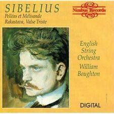 Sibelius: Pelleas et Melisande / Rakastava / Valse Triste Works William Boughton