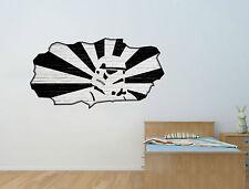 De Stormtrooper Graffiti Pared Arte