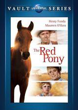 The Red Pony DVD - HENRY FONDA , Maureen O'Hara, ROBERT TOTTEN