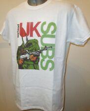 UK Subs Warhead Street Punk Rock Music T Shirt C.I.D Damned Rancid King Kurt 306