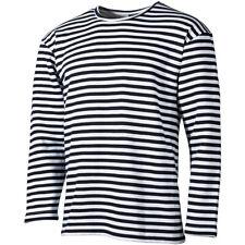 RUSO Marino Jersey Winter xs-3xl de rayas RUSS, Marinero Camiseta largo NUEVO