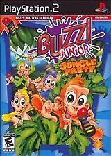 Buzz Junior: Jungle Party PlayStation 2 PS2 -- CIB