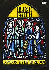 DVD: Blind Faith: London Hyde Park 1969, . Like New