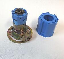 Kurbelgetriebe 4:1 für SW60 60mm Welle innen 6 Kant 6mm 21kg Rollladen Kurbel