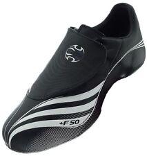 Adidas f50.7 Upper para la tunit-serie negro/blanco cuero liso nuevo