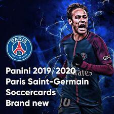 Panini FIFA365 Adrenalyn XL 19/20 Paris Saint-Germain Soccercards - Brand new