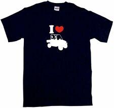 I Heart Love Hunting ATV Kids Tee Shirt Boys Girls Unisex 2T-XL