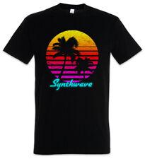 Synthwave I T-Shirt ADSR Audio LFO Wave Sound Music DJ MC Electro 80s 90s