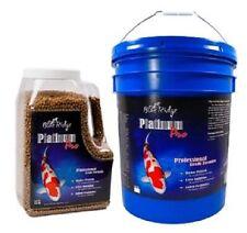 Blue Ridge Fish Hatchery Platinum Pro Koi Food - Professional Growth Formula