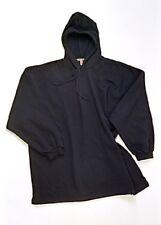 Sweat-Shirt à capuche SANS lisière noir grandes tailles de Honeymoon 3XL - 12XL