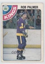 1978-79 O-Pee-Chee #298 Robert Palmer Los Angeles Kings RC Rookie Hockey Card