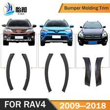 For Toyora RAV4 Front Bumper Wheel Fender Molding Trim Left or Right 2009-2018