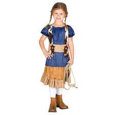 Mädchenkostüm Cowgirl Cowboy Sheriff Western Wilder Westen Fasnacht Karneval