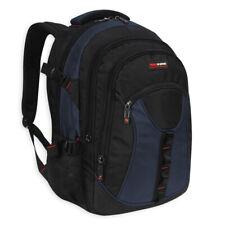 Genuine Power Laptop Backpack Rucksack School College Work Travel Bag-315