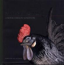 Fabergé's Animals : A Royal Farm in Miniature by Caroline de Guitaut (2010,...