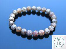 "MAIFAN STONE Naturale Gemstone Braccialetto 7-8"" elasticizzati healing stone reiki"