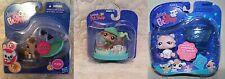 Littlest Pet Shop Anteater #1518, Target Exclusive Monkey, Fancy Cat #460