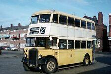 Wallasey AHF852 at Seacombe Ferry Bus Photo