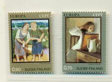 EUROPA CEPT - FINLAND 1973 Arte Art