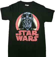 Star Wars Darth Vader Head Adult T-Shirt - Darth Vader Yoda Movie