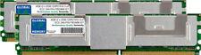 4GB (2 x 2GB) DDR2 533MHz PC2-4200 240-pin ECC con Buffer Fbdimm Kit RAM
