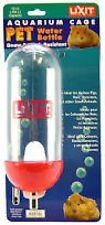Lixit Gnaw & climb resistant pet water bottles Guinea Pigs Rats Hamsters