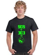 TB303 TR808 Inspired Design T Shirt Acid House progressive tech