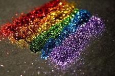 Glitter per Hobbistica, Home decoration, Belle arti , NAIL ART, UNGHIE, FAI DA T