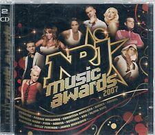 2 CDS COMPIL 42 TITRES--NRJ MUSIC AWARDS 2007--PINK/NADIYA/SHAKIRA/MOBY/RUIZ/RBD