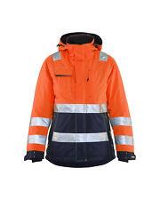 Blaklader Hi-Vis Winter Jacket Women - 4872