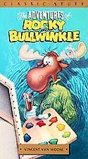 The Adventures of Rocky & Bullwinkle Volume 3: Vincent Van Moose VHS 1